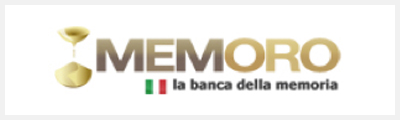 Sito Web Memoro - La Banca della Memoria